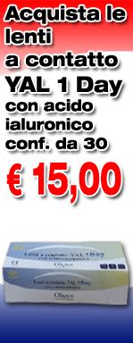 Yal 1Day con Acido Ialuronico