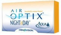 Ciba Vision: Air Optix Night&Day aqua Conf. da 6 lenti