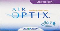 Ciba Vision: Air Optix Aqua Multifocal Conf. da 3 lenti
